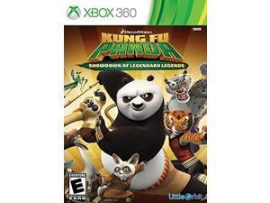 kung fu panda: showdown of legendary legends - xbox 360
