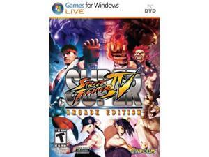 super street fighter iv arcade edition - pc