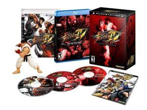 street fighter iv collector's edition - playstation 3