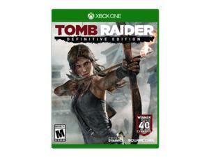 tomb raider: definitive edition - xbox one