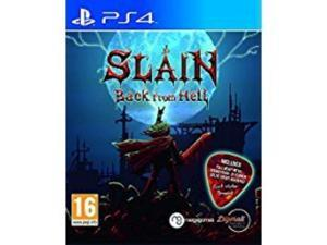 slain: back from hell - playstation 4 ps4