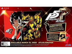 Persona 5 Royal - Launch Edition - PlayStation 4