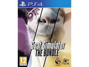 goat simulator: the bundle (playstation 4 ps4)