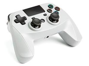 snakebyte gamepad s wireless for playstation 4 - wireless ps4 controller - nostalgic grey - playstation 4