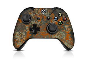 controller gear controller skin - flecktarn - officially licensed by xbox one