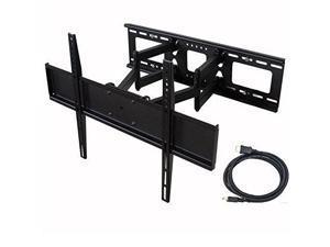 """VideoSecu Articulating TV Wall Mount for LG 32"""" 37"""" 39"""" 40"""" 42"""" 47"""" 50"""" 55"""" 58"""" 60"""" 62"""" 63"""" 65""""LED-LCD HDTV Smart TV MW365B2H C08"""