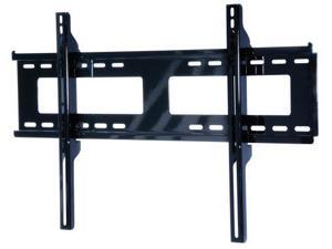 peerless pf650 39 - 75 inches universal flat wall mount, black