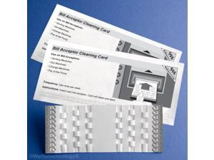 bill acceptor cleaning cards featuring waffletechnology with miracle magic (30)