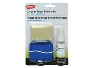 computer screen cleaning kit (18246) by staples