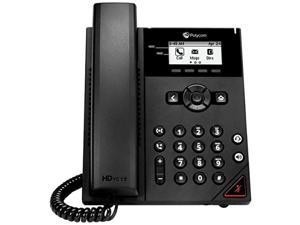 Polycom VVX 150 2200-48810-025 Entry level IP Phone w/ 2 Line & SIP (VoIP)