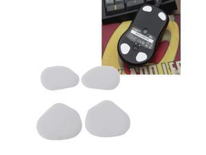 New Arrival 1 set/pack Enhanced Tiger Gaming Mouse Skates Feet For Endgame Gear XM1 White Glides Curve Edge Enhanced