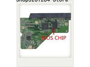 HDD PCB logic board printed circuit board 2060-800039-001 REV P1 , 2060 800039 001 / 800039-101 800039-401