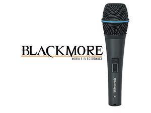 Blackmore Dynamic Microphone, Black (BMP-3)
