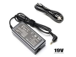 19V AC DC Adapter Monitor for HP Pavilion 22cwa 25vx 22bw 23bw 23cw 24ea 24es 25bw 25es 25xw 27bw 27xi 27er, HP Monitor 20 21.5 23 23.8 25 27 Inch Power Supply Cord IPS LED Backlit Full HD Display