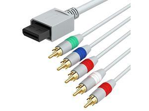 wii component cable schematic