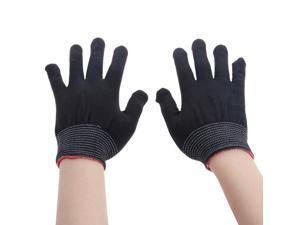 1Pair Anti Static Antiskid Glove Woman Working Gloves Hand Protective Gardening