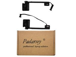 """Padarsey Replacement Internal Left and Right Speaker Compatible for MacBook Pro 13"""" Retina A1502 2013 2014 2015"""