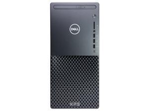 Dell XPS 8940 Tower Desktop - 10th Gen Intel 6-Core i7-10700 Processor up to 4.60 GHz, 64GB Memory, 2TB Solid State Drive, NVIDIA GeForce GTX 1650 4GB GDDR5, DVD Burner, Win 10 Pro