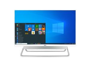 """Dell Inspiron 7700 27"""" FHD Touch All-in-One Desktop - 11th Gen Intel Core i7-1165G7 up to 4.7 GHz CPU, 16GB RAM, 256GB SSD + 1TB HDD, NVIDIA GeForce MX330, USB Hub, Windows 10 Pro"""