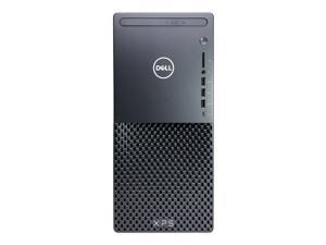 Dell XPS 8940 Desktop Computer - 11th Gen Intel Core i7-11700 up to 4.9 GHz CPU, 16GB RAM, 1TB HDD, Intel UHD Graphics 750, Killer Wi-Fi 6, 500W Power Supply, DVD-RW, Wireless Mouse, Windows 10 Pro