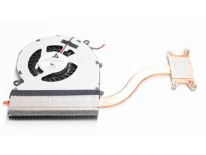 SAMSUNG NP470R5E CPU COOLING FAN W/ HEATSINK