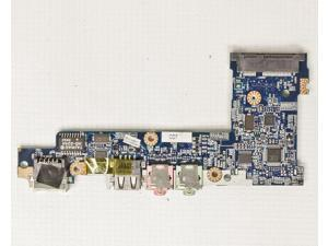 55.SAS02.001 Aspire One 532H USB Audio Ethernet LAN Card Reader Board Compatible with Acer