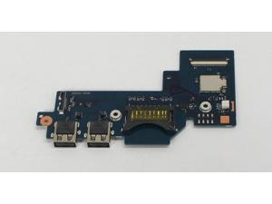 BA41-02504A USB CARD READER PC BOARD NP740U5L NP740U5L-Y02US Compatible with Samsung