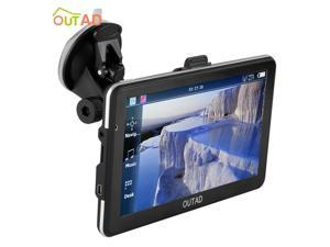 3G 7'' Touch Screen Android 5 0 Car DVR Dual Cams GPS Navigation Bluetooth  Wifi Recorder Dashcam With Rear View Camera - Newegg com