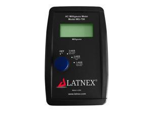 LATNEX® AC Milligauss Meter Model MG-75K: Measures AC Magnetic Field Wide Frequency Range of 13 Hz to 75 kHz (75,000 Hz)