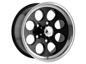 "Ion 171 16x10 5x135 -38mm Black Wheel Rim 16"" Inch"