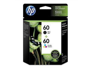 HP 60 Ink Cartridge - Combo Pack - Black/Cyan/Magenta/Yellow