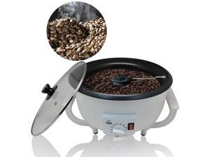 Household Coffee Roaster Electric Coffee Bean Roasting Baking Machine 750g Capacity