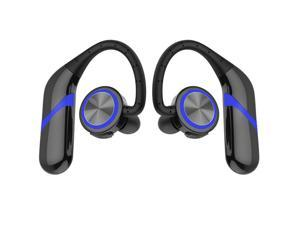 Wireless Bluetooth Headset Waterproof Bluetooth Headphones with Mic Stereo Headset Sport Earbuds Business Earphones