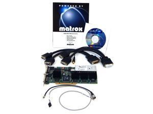 Matrox G200 Multi-Monitor Video Card G2-QUAD-PL-TVE Pal-Europe G2+/QUAD-PL/TVE