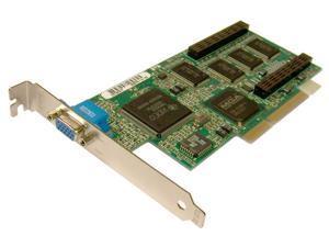 IBM Matrox 728-02 NLX 8MB AGP Video Card 01K4326 MIL2AN/8/IBM 01K4325