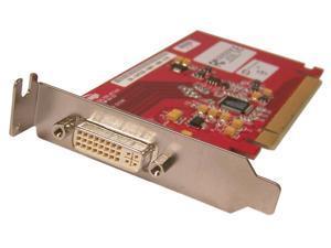 Dell Silicon X16 DVI-ADD2 Low Profile Adapter W7258 SIL1364ADD2-R Graphics Card