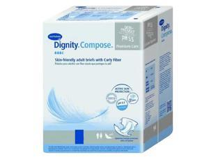 """(72-Pack) Hartmann 222425 Dignity Compose Large Brief 45"""" - 58"""""""