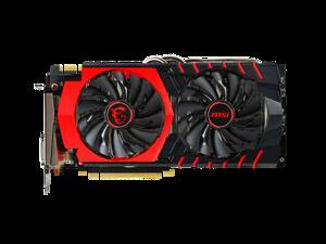 MSI GeForce GTX 980 Ti Video Card GTX 980TI 6GD5T