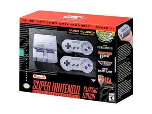 SNES Classic Mini Edition Super Nintendo Entertainment System  21 Games