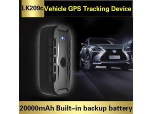 Super Magnet Waterproof IP67 Auto Car Gps Tracker 20000mah Battery Real Time Vehicle Locator Powerful Standby Time 240 days Lk209c