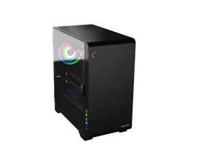 Gamdias MARS M2 Black Tempered Glass ITX Micro-ATX Tower Computer Case