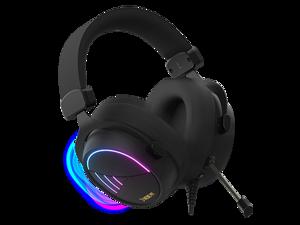 Gamdias HEBE M2 Wired Gaming Headset RGB, 53mm, USB