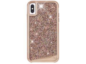 Case-Mate - iPhone XS Max Case - BRILLIANCE - iPhone 6.5 - Rose Gold