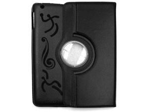 Trendy Protective Ipad Case 360 Degree Rotating Function