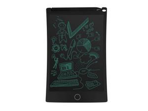 """Viotek Writing Tablet - 8.5"""" Writing Surface with Viotek Eye-Guard Technology, Comes with Stylus and Stylus Holder, Lightweight, Green Ink Markings, 4 Magnets"""