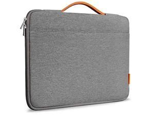 12.3 Inch Sleeve Compatible Microsoft New Surface Pro 2018, Surface Pro 6/5/4/3 Sleeve Carrying Case Laptop Tablet Bag Briefcase - Dark Gray