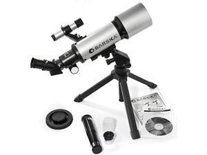 barska 300 power starwatcher telescope fully coated 400mm f/5.7 refractor