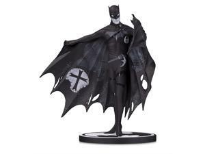 DC Comics Batman Black & White Batman Resin Statue by Gerard Way