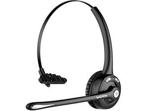 funcool s marketplace newegg  mpow trucker bluetooth headset cell phone headset with microphone office wireless headset over