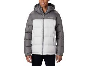 Columbia Pike Men's Lake Hooded Jacket Coat X-Large